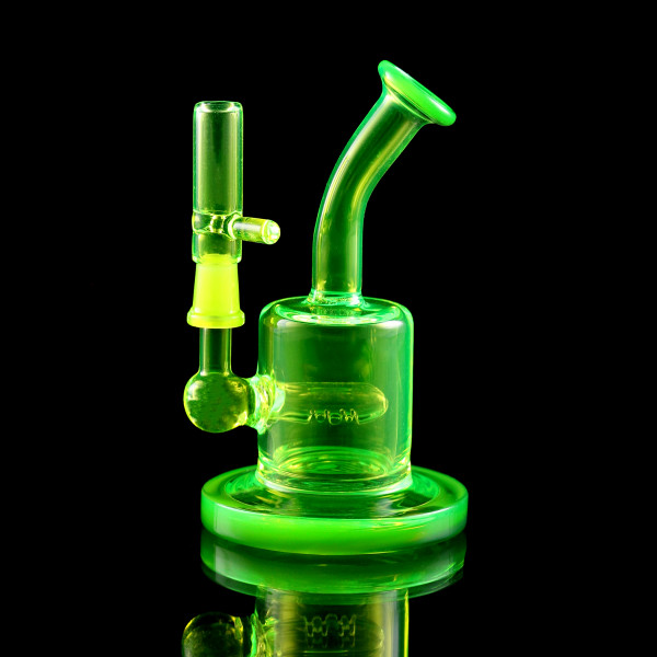 Dabbing Rig Mini Greeny inkl. Dabber and Case