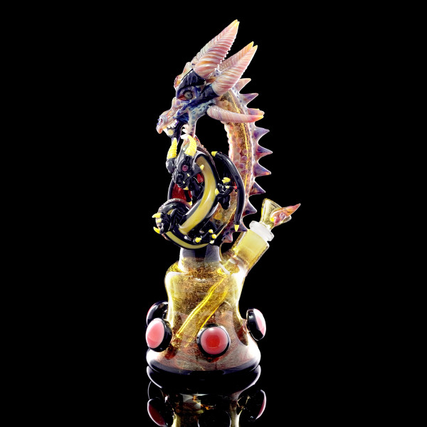 Dellene Peralta Nathan Belmont - Mother and Baby Dragon Collab